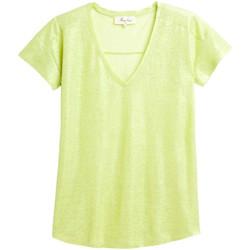 Vêtements Femme T-shirts manches courtes Marie Sixtine BET ACIDE Vert