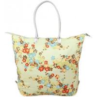 Sacs Femme Cabas / Sacs shopping Duolynx Sac shopping toile souple pliable  L Beige
