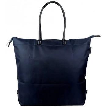 Sacs Femme Cabas / Sacs shopping Duolynx Sac shopping toile souple pliable  L Noir