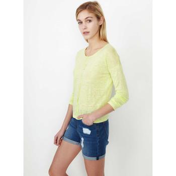 Vêtements Femme Gilets / Cardigans Marie Sixtine EMMANUEL Vert