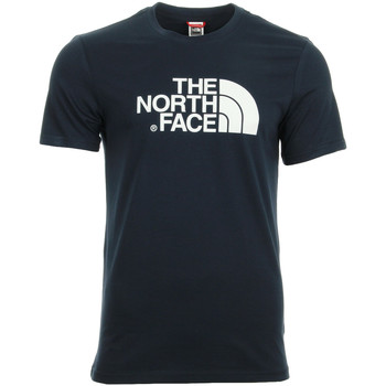 Vêtements Homme T-shirts manches courtes The North Face Easy Tee Navy bleu