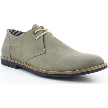 Chaussures Homme Ville basse Kickers Homme kickers derby gris Gris