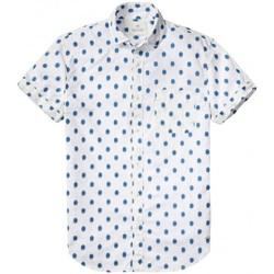 Vêtements Homme Chemises manches courtes Scotch & Soda 132108 Blanc