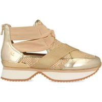Chaussures Femme Baskets montantes Gioseppo sneakers nature Doré