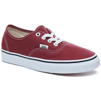Chaussures Femme Baskets basses Vans Chaussures  U Authentic - Apple Butter / True White Rouge