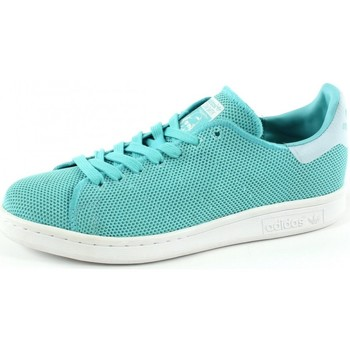 Chaussures Femme Baskets basses adidas Originals Stan Smith Women Bleu