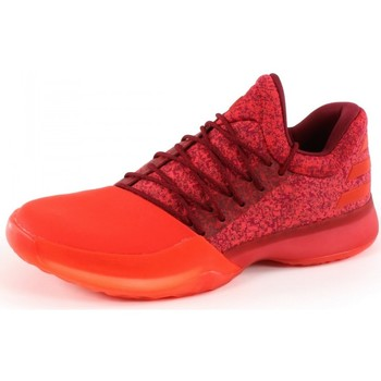 Chaussures Homme Baskets basses adidas Originals Harden VOL 1 Rouge