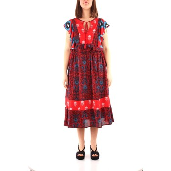 Vêtements Femme Robes longues Desigual 18SWVWEA Robes Femme Red Red