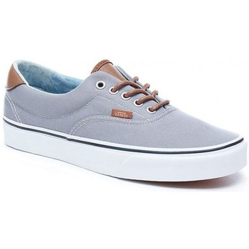 Chaussures Homme Baskets basses Vans Chaussures  U Era 59 C L - Frost Gray / Acid Denim Gris