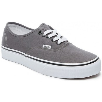 Chaussures Baskets basses Vans Chaussures  U Authentic - Pewter / Black Gris