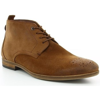 Chaussures Homme Boots Kickers TAROT Camel