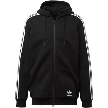 Vêtements Homme Vestes de survêtement adidas Originals Veste à capuche Curated Noir