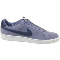 Chaussures Homme Baskets basses Nike Court Royale Suede Bleu marine