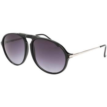 Montres & Bijoux Lunettes de soleil Eye Wear Lunettes de Soleil avec monture noire Zep Noir