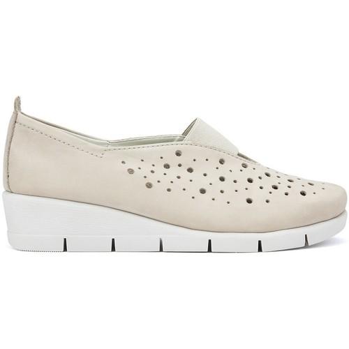 Flexx NOIA LETINAS NAVY - Chaussures Ballerines Femme