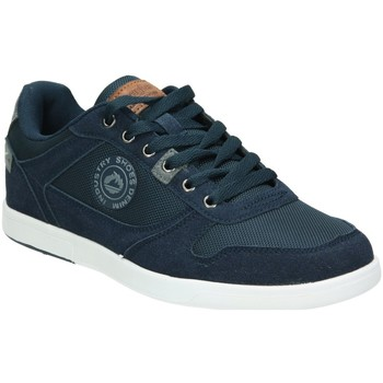 Chaussures Homme Baskets basses J´hayber CHATERE BLEU