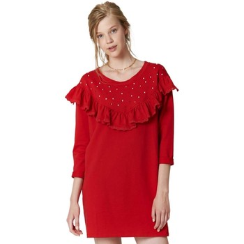 Vêtements Femme Robes courtes Maggie Sweet Vestido Funny Rojo Mujer Rose