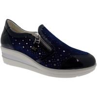 Chaussures Femme Escarpins Melluso MWR20166bl blu