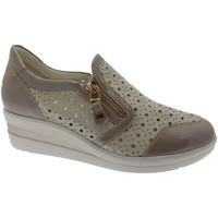 Chaussures Femme Slips on Melluso MWR20166mi blu