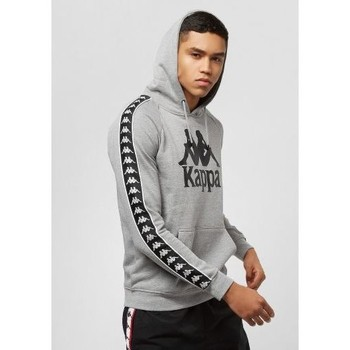 Sweat-shirt Kappa Sweat crewneck slim fit rétro avec bandes HASSAN