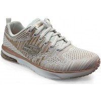 Chaussures Femme Baskets mode Skechers Basket Skech Air Infinity Sport Rose rose