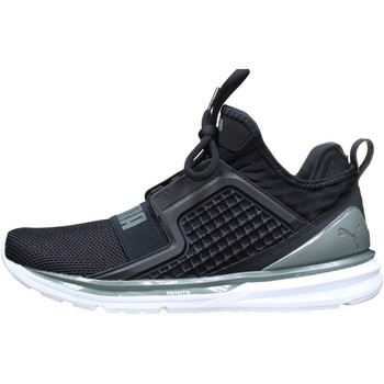 Chaussures Homme Baskets basses Puma Ignite Limitless Knit V Noir