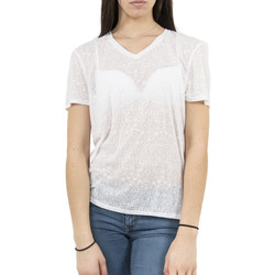 Vêtements Femme T-shirts manches courtes Lee Cooper tee shirt  006181 alika 2331 blanc blanc