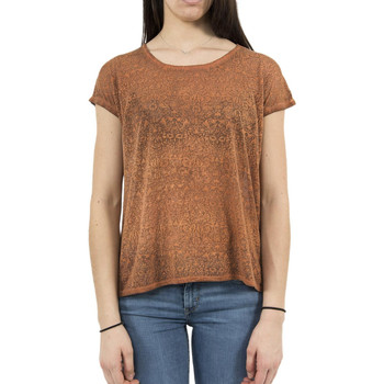 Vêtements Femme T-shirts manches courtes Lee Cooper tee shirt  006187 anlou 2331 orange orange