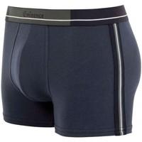 Vêtements Homme Boxers / Caleçons Eminence Boxer Homme Coton OLYMPIADES Marine bleu