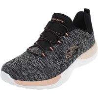 Chaussures Femme Running / trail Skechers Dynamight chine Gris Anthracite foncé