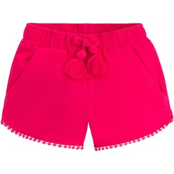 Vêtements Fille Shorts / Bermudas Princesse Ilou Short fille fushia Fushia