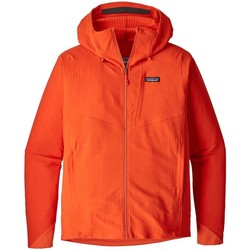 Vêtements Homme Sweats Patagonia Ms R1 Techface Hoody Orange