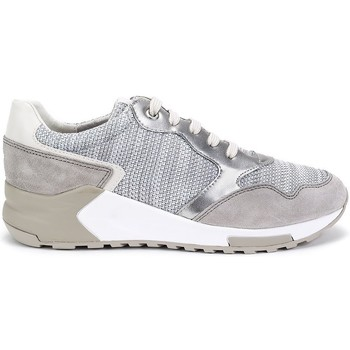 Chaussures Femme Baskets basses Geox Phyteam Gris