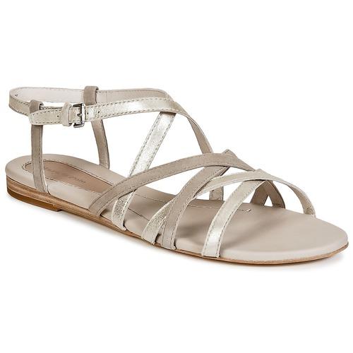 Sandale Marc O'Polo PRAVA Beige / Argent 350x350