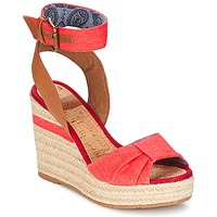 Chaussures Femme Sandales et Nu-pieds Napapijri BELLE Rouge