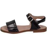 Chaussures Fille Sandales et Nu-pieds Cucada 4180T NERO Sandales Enfant Noir Noir