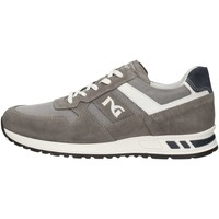 Chaussures Homme Baskets basses Nero Giardini P800232U Sneakers Homme Gris Gris