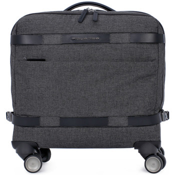 Sacs Homme Porte-Documents / Serviettes Piquadro GR CARTELLA TROLLEY Grigio