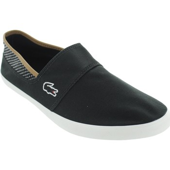 Chaussures Homme Slips on Lacoste Marice Noir