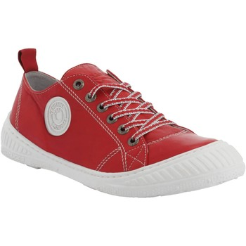 Chaussures Femme Baskets basses Pataugas Femme pataugas sneakers rouge rouge