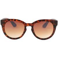 Montres & Bijoux Lunettes de soleil Eye Wear Lunettes de soleil Fantaisie avec monture écaille marron Lola Marron