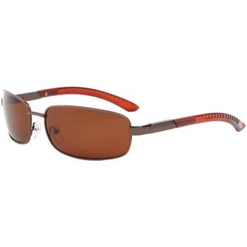 Montres & Bijoux Lunettes de soleil Eye Wear Lunette polarisé Sport Marron Karl Marron