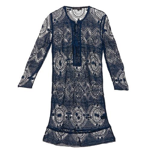 Vêtements Femme Robes courtes Antik Batik LEANE Marine