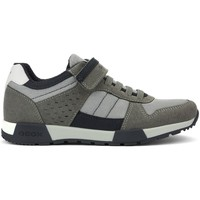 Chaussures Femme Baskets basses Geox ALFIER M J826NA GREY