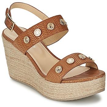 Chaussures Femme Sandales et Nu-pieds Alberto Gozzi IRIS Marron