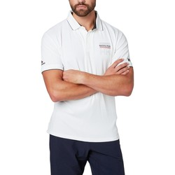 Vêtements Homme Polos manches courtes Helly Hansen HP RACING POLO Blanc