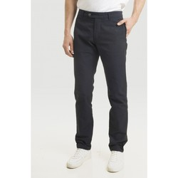 Vêtements Homme Pantalons Chevignon Pantalon chino slim à pois NAVY