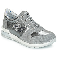 Chaussures Fille Ballerines / babies Catimini CHOCHOTTE Gris
