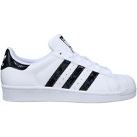 Chaussures Homme Baskets mode adidas Originals Superstar J Db1209 Blanc / Noir Blanc
