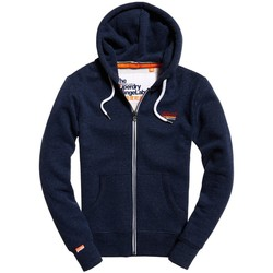 Vêtements Homme Sweats Superdry Orange Label Cali Ziphood Bleu